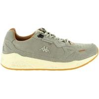 Zapatos Hombre Zapatillas bajas Kappa 3033JF0 ORACLE Gris