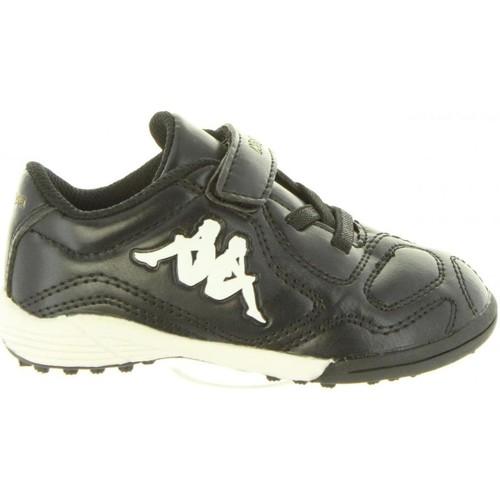 Zapatos Niños Zapatillas bajas Kappa 303U420 PAREK Negro