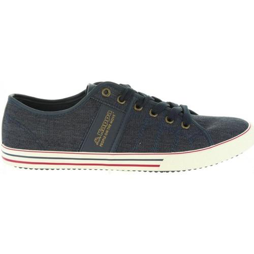 Zapatos Hombre Zapatillas bajas Kappa 3032ZW0 CALEXI Azul