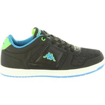 Zapatos Mujer Zapatillas bajas Kappa 303XZP0 DRAVER Negro