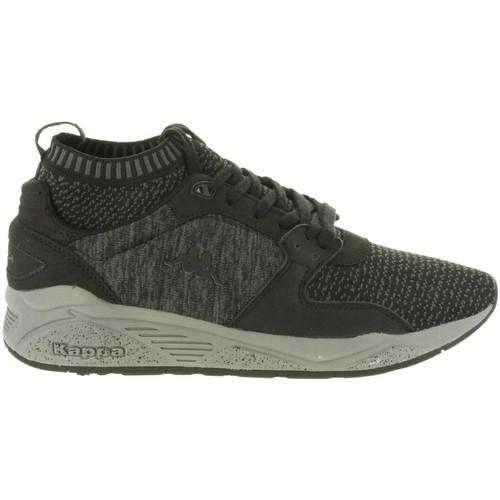 Zapatos Hombre Zapatillas bajas Kappa 3031CA0 TRINITY Negro
