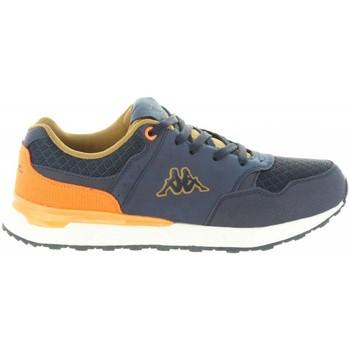 Zapatos Mujer Zapatillas bajas Kappa 303XZL0 CARTAGO Azul