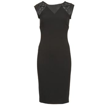 textil Mujer vestidos cortos Naf Naf EPOIS Negro