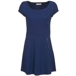 textil Mujer vestidos cortos Naf Naf KANT Marino