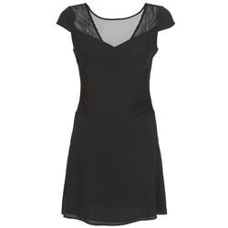 textil Mujer vestidos cortos Naf Naf KLAK Negro