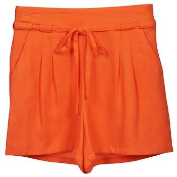 textil Mujer Shorts / Bermudas Naf Naf KUIPI Naranja
