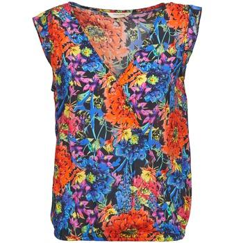 textil Mujer Tops / Blusas Naf Naf LAFOLI BO Multicolor