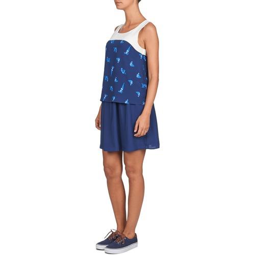 Textil Vestidos Libain Mujer Marino Naf Cortos QWdeCBoxr
