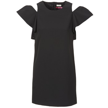 textil Mujer vestidos cortos Naf Naf X-KARLI Negro