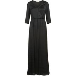 textil Mujer vestidos largos Naf Naf X-MAYOU Negro