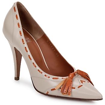 Zapatos Mujer Zapatos de tacón Michel Perry CAMOSCIO Dust