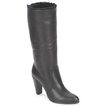 Zapatos Mujer Botas urbanas Michel Perry CALF Negro