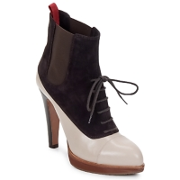 Zapatos Mujer Botines Michel Perry GLACELLE Dust-wild-orchid