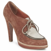 Zapatos Mujer Low boots Michel Perry SADDLE Saddle-madras
