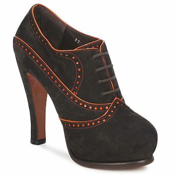 Zapatos Mujer Low boots Michel Perry ORCHID Wild-orchid-orange-zucca