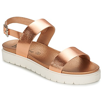 Zapatos Mujer Sandalias Betty London JOBELA Nude