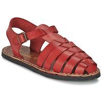 Zapatos Mujer Sandalias Betty London EKINO Rojo