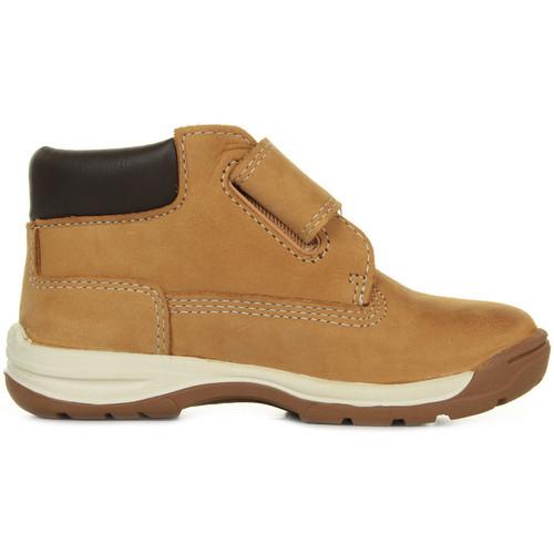 Zapatos Niños Botas de caña baja Timberland Timbertykes EK H LBT Beige