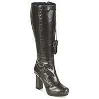 Zapatos Mujer Botas urbanas Pollini PA2611 Negro