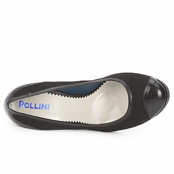 Pollini PA1010 Lima - lana - negro