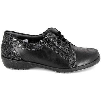 Zapatos Mujer Derbie Boissy Derby 80069 Noir Negro