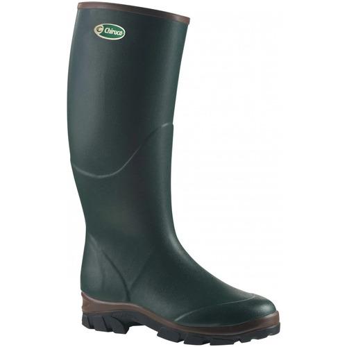 Zapatos Botas de agua Chiruca Botas Agua  Ashford Pocero Verde