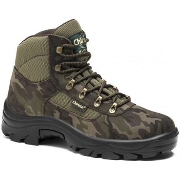 Zapatos Senderismo Chiruca Botas  Perdiguero 21 Verde