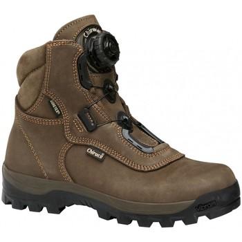Zapatos Senderismo Chiruca Botas  Boxer Boa 01 Gore-Tex Verde