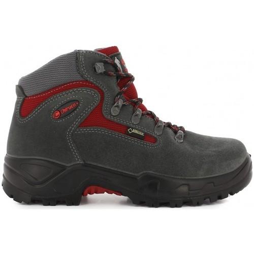 Zapatos Senderismo Chiruca Botas  Massana 05 Gore-Tex Gris