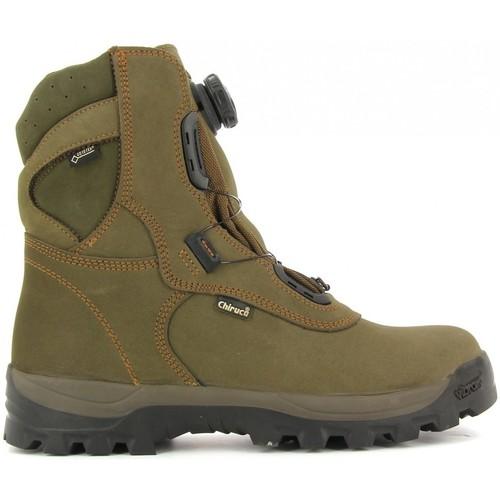 Zapatos Senderismo Chiruca Botas  Bulldog Boa 01 Gore-Tex Verde