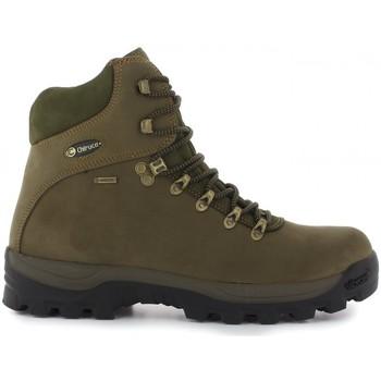 Zapatos Senderismo Chiruca Botas  Urales 01 Goretex Verde