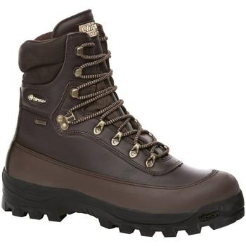 Zapatos Senderismo Chiruca Botas  Canada Force 42 Goretex Marrón