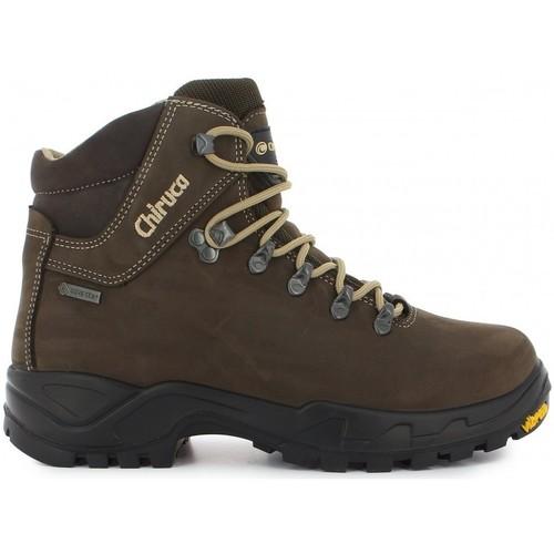 Zapatos Botas Chiruca Botas  Cares 52 Marrón Gore-Tex Marrón