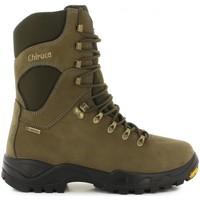 Zapatos Senderismo Chiruca Botas  Forest 01 Goretex Verde