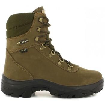 Zapatos Senderismo Chiruca Botas  Vaguada 01 Gore-Tex Verde