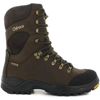 Zapatos Senderismo Chiruca Botas  Ibex 02 Goretex Marrón