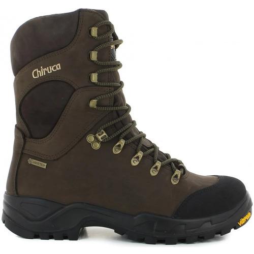 Zapatos Senderismo Chiruca Botas  Ibex 02 Gore-Tex Marrón