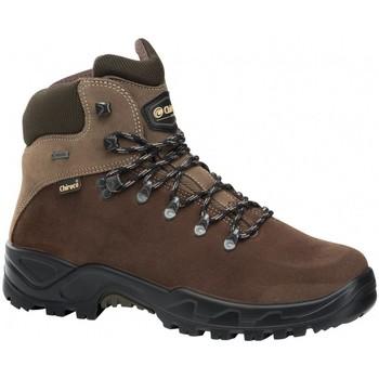 Zapatos Senderismo Chiruca Botas  Xacobeo 27 Gore-Tex Marrón