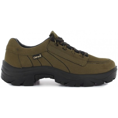 Zapatos Zapatos de trabajo Chiruca Zapatos  Koala 01 Verde
