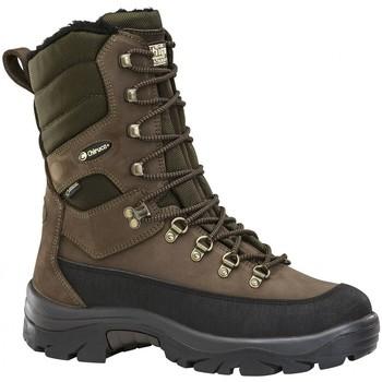 Zapatos Senderismo Chiruca Botas  Tundra 01 Partelana Goretex Verde