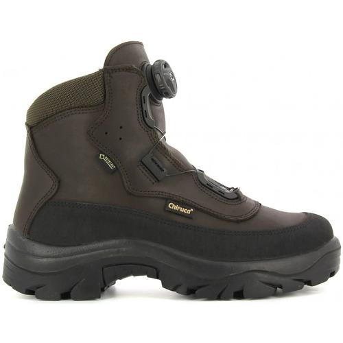 Zapatos Senderismo Chiruca Botas  Labrador Boa 42 Bandeleta Gore-Tex Marrón