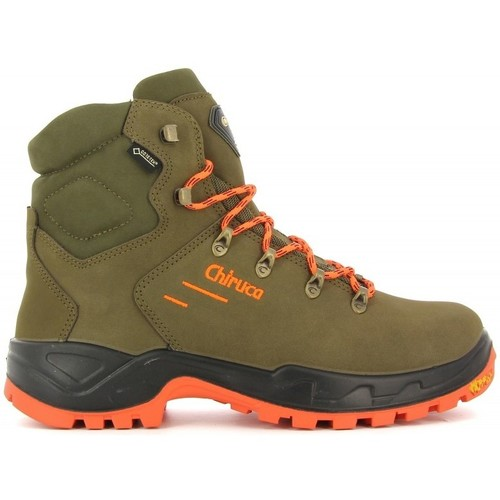 Zapatos Senderismo Chiruca Botas  Game Hi Visibility 08 Gore-Tex Verde