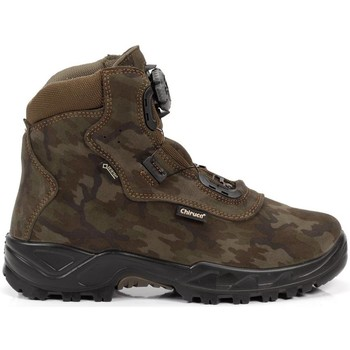 Zapatos Senderismo Chiruca Botas  Labrador Boa Camo 21 Goretex Verde
