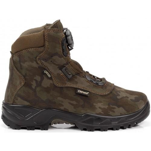 Zapatos Senderismo Chiruca Botas  Labrador Boa Camo 21 Gore-Tex Verde
