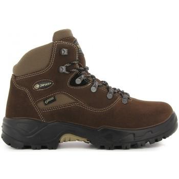 Zapatos Senderismo Chiruca Botas  Mulhacen 52 Gore-Tex Marrón