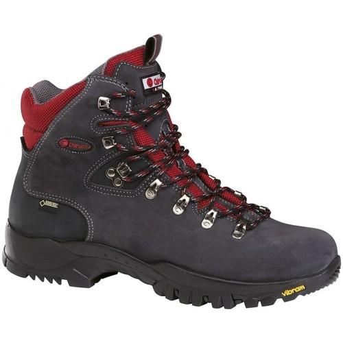 Zapatos Senderismo Chiruca Botas  Dynamic 05 Gore-Tex Gris