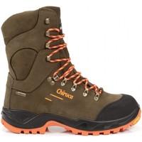 Zapatos Senderismo Chiruca Botas  Texas Hi Vi 08 Gore-Tex Verde
