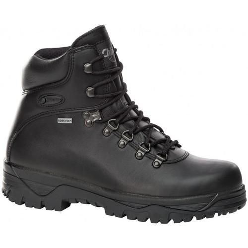 Zapatos Senderismo Chiruca Botas  Urales 03 Gore-Tex Negro