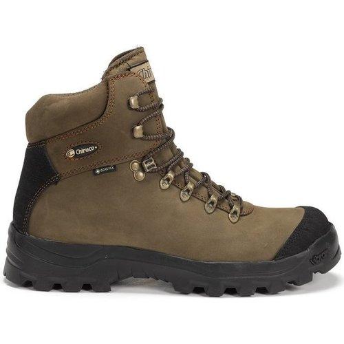 Zapatos Botas de caña baja Chiruca Botas  Urales Force 01 Gore-Tex Verde