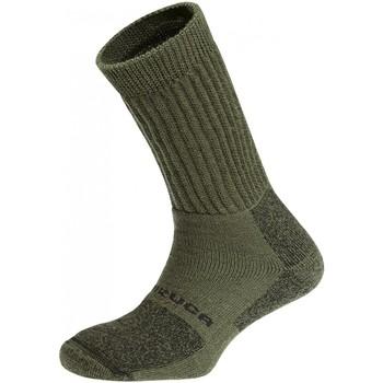 Accesorios textil Calcetines Chiruca Calcetines  Lana Merino Verde Verde